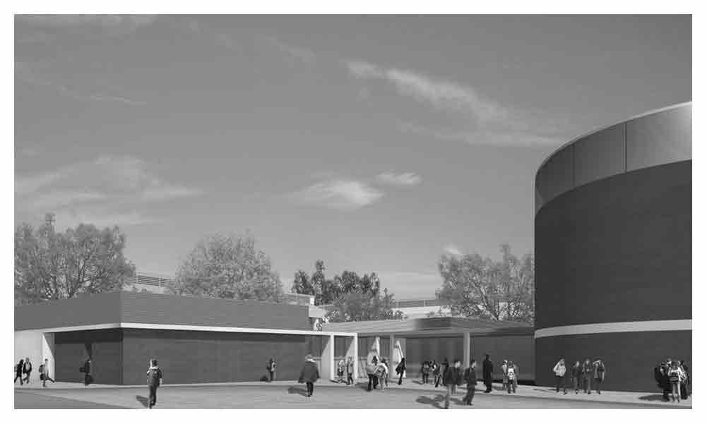 Lido Adriano school complex