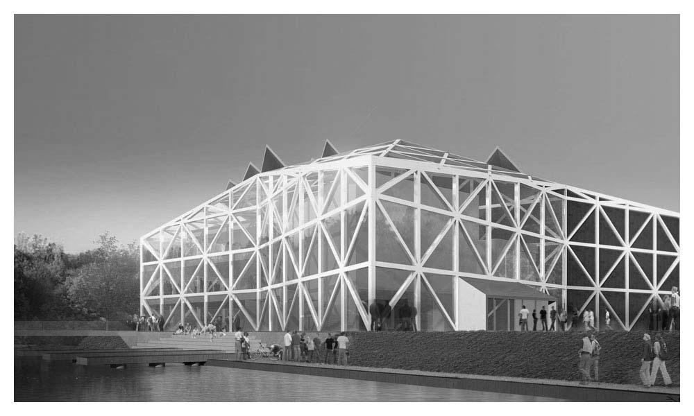 Northwich Vision  Cultural Centre at Baron's Quay