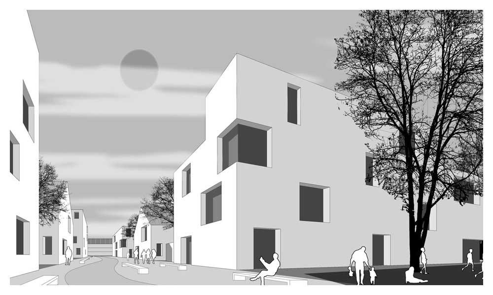 Europan 10 Meierhof development