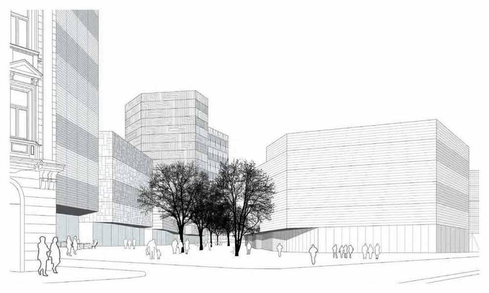 Entwicklungsgebiet D urban regeneration plan