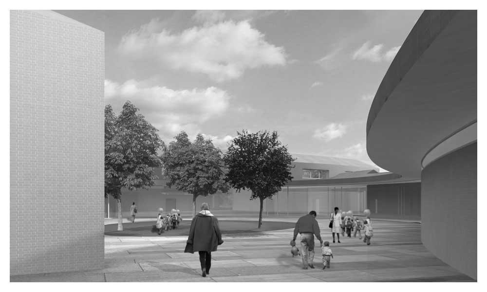 Ponte Nuovo School complex