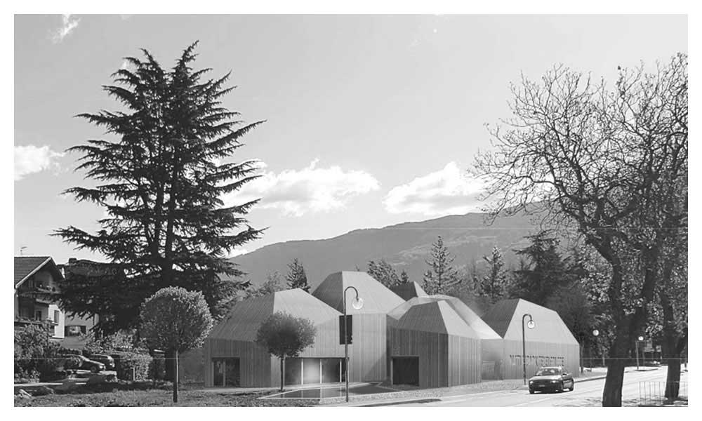 """Visitors Centre """"Gruppo del Tessa"""" natural park"""
